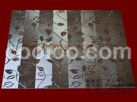 佛山厂家600*600 花朵面金属釉面 仿古地砖 可贴墙